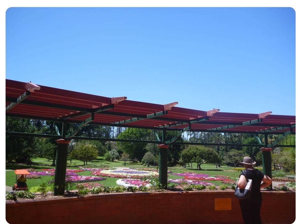 brissy botanic peace garden