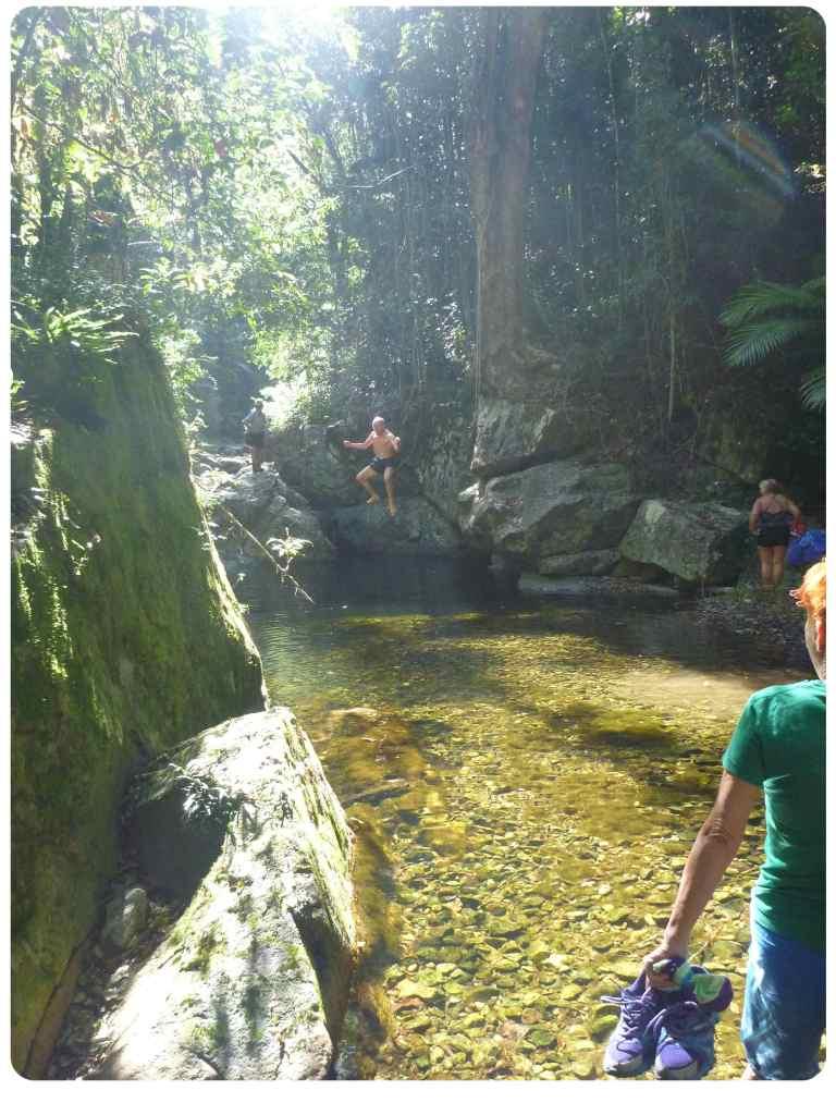 waterhole jump