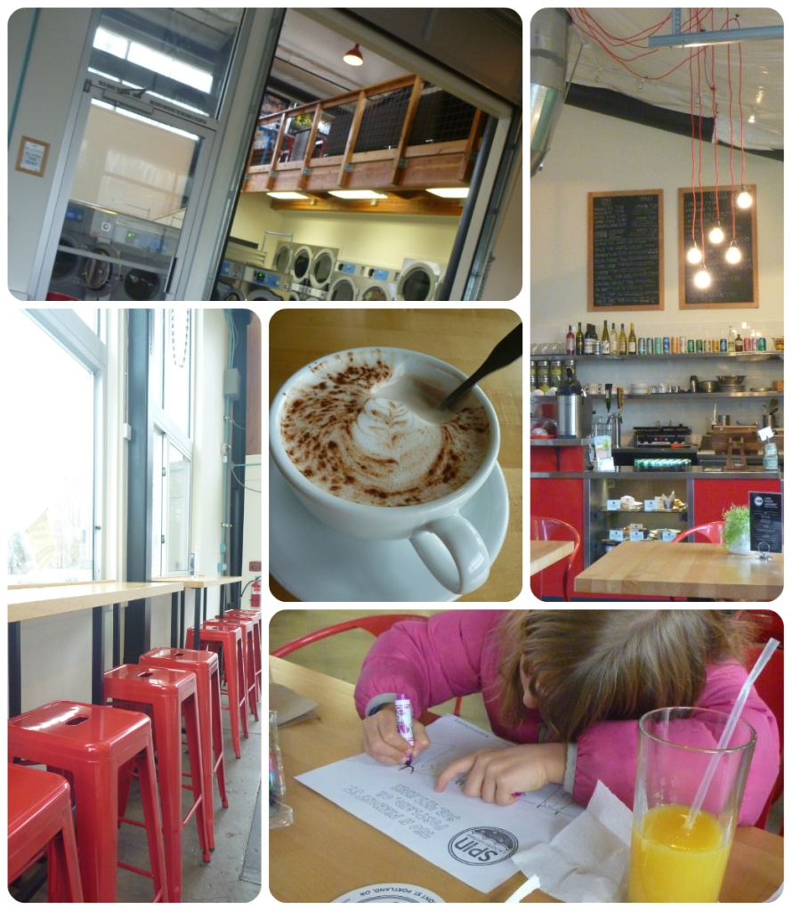 collage spin 3 cafe
